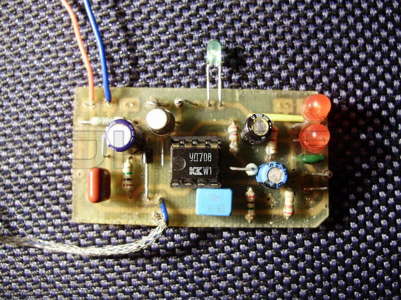 Примочка для электрогитары своими руками схема