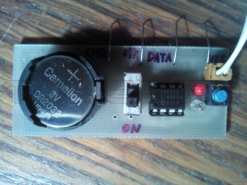 Обнулятор чипов для картриджей