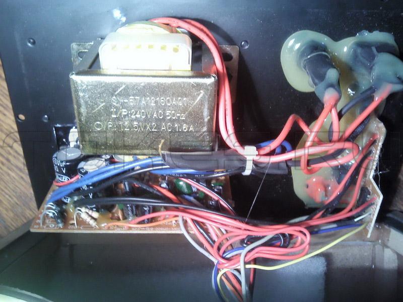 Трансформатор АС Microlab M-900.